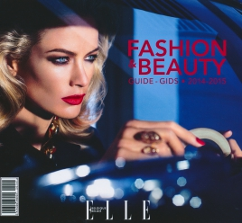 ELLE Fashion & beauty guide 2014-2015